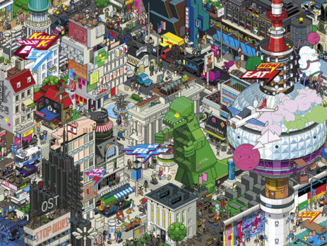 Architecture Puzzles