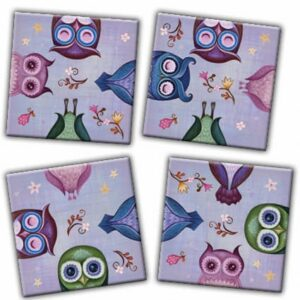 Buy HEYE Crazy9 Ketner Owls (9 Piece Jigsaw Puzzle) and other great jigsaw puzzles only at Jigsaw Nation