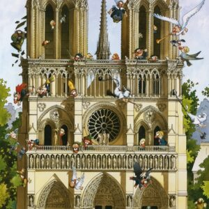 Buy HEYE Vive Notre Dame! (1000 Piece Jigsaw Puzzle) and other great jigsaw puzzles only at Jigsaw Nation