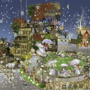 Buy HEYE Fairy Park (1000 Piece Jigsaw Puzzle) and other great jigsaw puzzles only at Jigsaw Nation