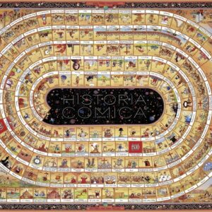 Buy HEYE Historia Comica 1 (4000 Piece Jigsaw Puzzle) and other great jigsaw puzzles only at Jigsaw Nation