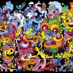 Buy HEYE New Psychedoodlic (2000 Piece Jigsaw Puzzle) and other great jigsaw puzzles only at Jigsaw Nation