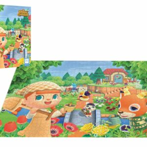 "Buy Animal Crossing ""New Horizons"" and other great jigsaw puzzles only at Jigsaw Nation"