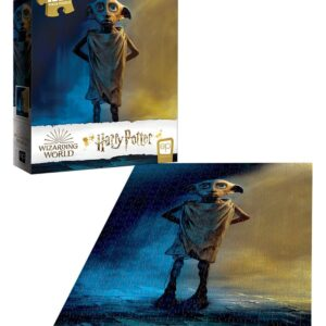 "Buy Harry Potter™ ""Dobby"" and other great jigsaw puzzles only at Jigsaw Nation"