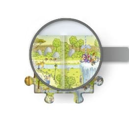 Buy HEYE Nile Habitat (1000 Piece Jigsaw Puzzle) and other great jigsaw puzzles only at Jigsaw Nation