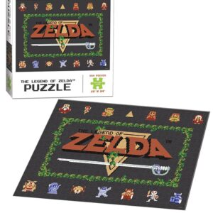 "Buy The Legend of Zelda™ ""Classic"" and other great jigsaw puzzles only at Jigsaw Nation"